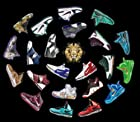 Lebron King James Sneakers Shoes Stickers Set of 22 Air LBJ South Beach 8/9/10/11