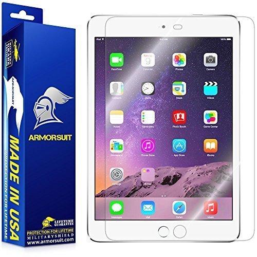 ArmorSuit MilitaryShield - Apple iPad mini / iPad mini Retina / iPad mini 3 Screen Protector Anti-Bubble Ultra HD - Extreme Clarity & Touch Responsi