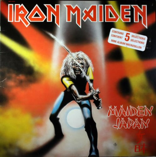 Iron Maiden - Maiden Japan (1981) - Zortam Music