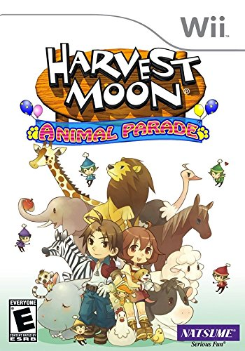 Harvest Moon: Animal Parade - Nintendo Wii (Animal Games For Wii compare prices)