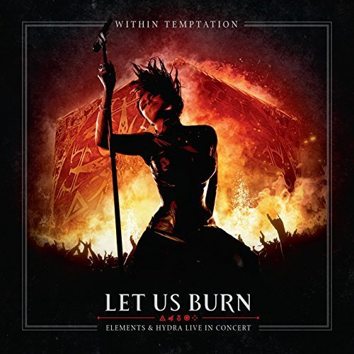 Let Us Burn: Elements & Hydra Live in Concert 2-disc by Nuclear Blast America