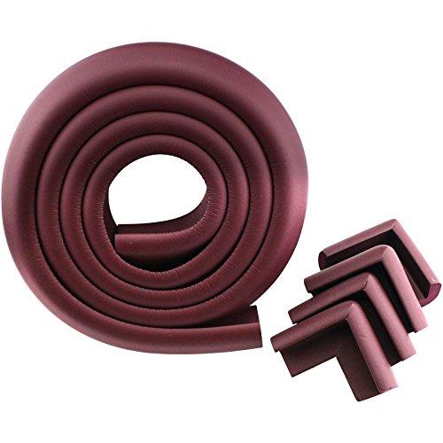 Countertop Edge Bumper : Furniture Bumper set- 2 Meters (6.5 Ft)+4 corners-Furniture,Table Edge ...