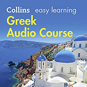 Greek Easy Learning Audio Course Audiobook