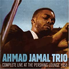 "Featured recording ""Ahmad Jamal: Live at the Pershing"""