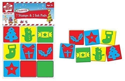 per-bambini-bambini-natale-natalizi-schiuma-francobolli-timbrini-tamponi-di-inchiostro-set-tree-crac