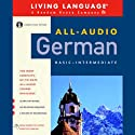 All-Audio German Audiobook by  Living Language Narrated by  Living Language