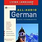 All-Audio German Hörbuch von  Living Language Gesprochen von:  Living Language