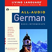 All-Audio German  by Living Language