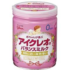 アイクレオのバランスミルク 850gの商品イメージ