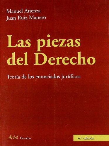 LAS PIEZAS DEL DERECHO