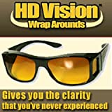 Wrap Around Sunglasses HD Vision