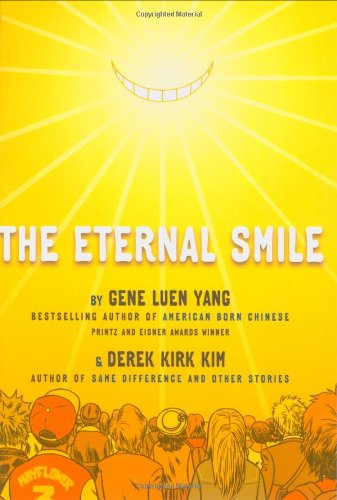 Cover of The Eternal Smile: Three Stories