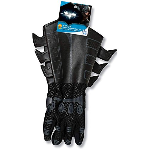 The Dark Knight Rises: Batman Kids Gauntlets - One Size