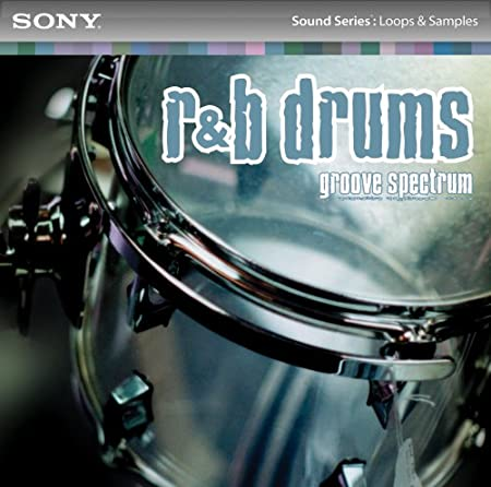 Groove Spectrum R&B Drums [Old Version]