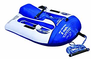 Obrien LeTrainer Inflatable Child Traning Ski, Blue/White, Weight up to 85 Pound