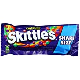 Skittles Darkside Share Size Candy 24 Count 3.6 Ounce