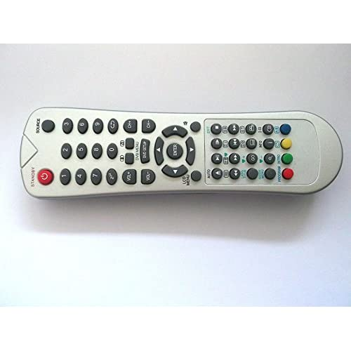<strong>GOODMANS LCD DVB <strong>TV REMOTE LD2667D LD3266D
