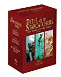 Peter and the Starcatchers: The Starcatchers Series Books 1-3: Paperback Box Set