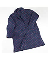 Cath Kidston Spot Red & Navy Raincoat Size M/L