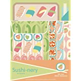 Sushi-nery: Mix and Match Stationery ~ Amy Ennis