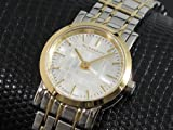 Burberry Womens Gold Plated Stainless Steel Watch - BU1765