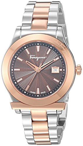 Salvatore-Ferragamo-Womens-1898-Swiss-Quartz-Stainless-Steel-Casual-Watch-ColorTwo-Tone-Model-FF3300016