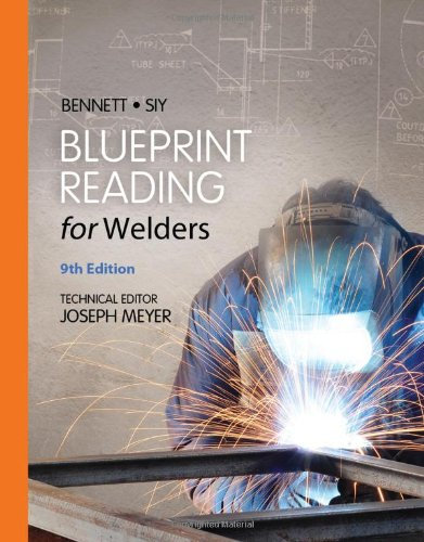 Blueprint Reading for Welders - Delmar Cengage Learning - 1133605788 - ISBN: 1133605788 - ISBN-13: 9781133605782