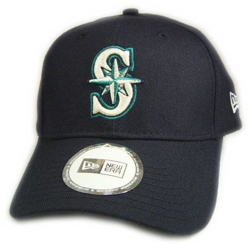 NEW ERA MLB レプリカキャップ(シアトル・マリナーズ)
