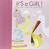 img - for It's a Girl!: The First Years Record Book book / textbook / text book