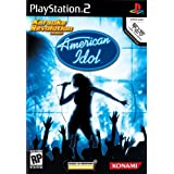 Karaoke Revolution: American Idol - PlayStation 2 ~ Konami