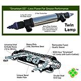48 watt Cloverleaf Smartstart UV Pond Clarifier