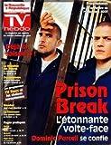NOUVELLE REPUBLIQUE (LA) [No 1077] du 25/11/2007 - PRISON BREAK - DOMINIC PURCELL SE CONFIE - LE REVEILLONS DES BONNES - FEUILLETON DE NOEL - QUAN VERSAILLES AIMAIT L'ARGENT - BENABAR FETE CHEZ DRUCKER - LA COMMUNE - FICTION - SANTE - BEAUTE