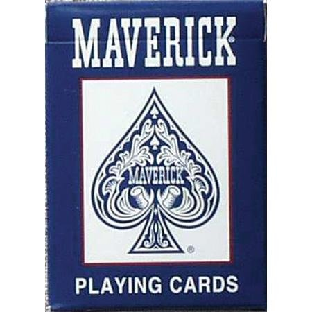 Maverick Poker Playing Cards - 1