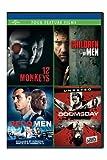 12 Monkeys / Children of Men / Repo Men / Doomsday [DVD] [Region 1] [US Import] [NTSC]