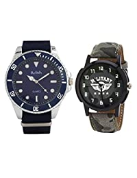 Relish Analog Round Casual Wear Watches For Men - B01A570R9G