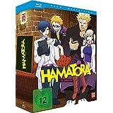 Hamatora - Blu-ray Vol. 1 + Sammelschuber + Manga Bd. 1