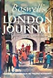 Boswells London Journal 1762-1763