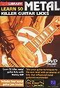 50 Metal Killer Licks [DVD]<br>$493.00