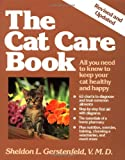 img - for The Cat Care Book by Sheldon L. Gerstenfeld (1989-01-22) book / textbook / text book