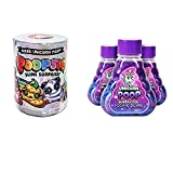 Poopsie Slime Surprise Unicorn Poop Slime 3 Pack Bundle (Color: Purple, Tamaño: small)