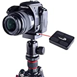 Neewer® PU-50 Universal Quick Release Plate For for Arca Swiss Benro B-1 KB-1 N-1 TB-0 Tripod Ball head