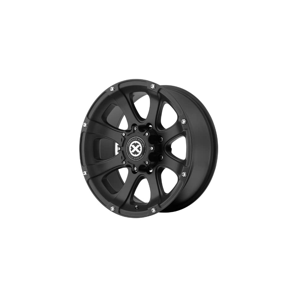 American Racing ATX Ledge 16x8 Teflon Wheel / Rim 6x5.5 with a 0mm Offset and a 108.00 Hub Bore. Partnumber AX18868060600