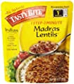 Tasty Bite Madras Lentils Entree, Heat & Eat, 10-Ounce Boxes (Pack of 6) by Proudfoot Pr