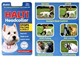 (HALTI) Head Collar & Link For Dogs Size 1 (Black)