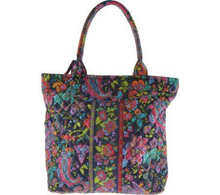 Stephanie Dawn Midtown Tote French Quarter New Quilted