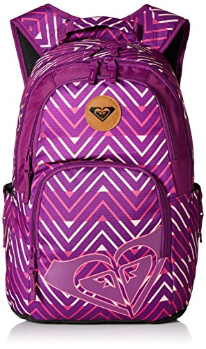 Roxy Junior's Huntress Poly Backpack, Chevron Geo, One Size