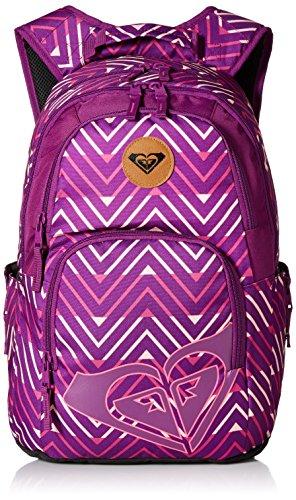 Roxy Junior's Huntress Poly Backpack, Chevron Geo, One Size