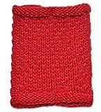 TheWin calentador de niños Curl neckerchiefs rojo rizado rojo