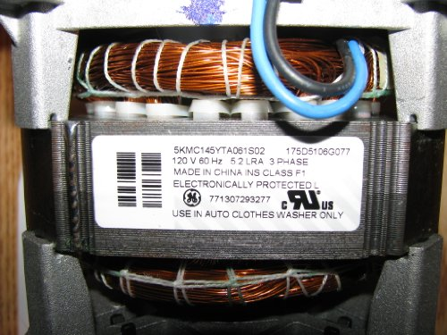 Wh20X10082 175D5106G077 175D5106G070 Ge Genuine Washer Machine Motor Wh20X10092