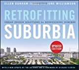 img - for Retrofitting Suburbia, Updated Edition: Urban Design Solutions for Redesigning Suburbs book / textbook / text book